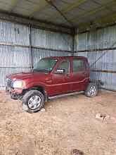 Mahindra pickup 2.2 turbo diesel lots of new part Leongatha South Gippsland Preview