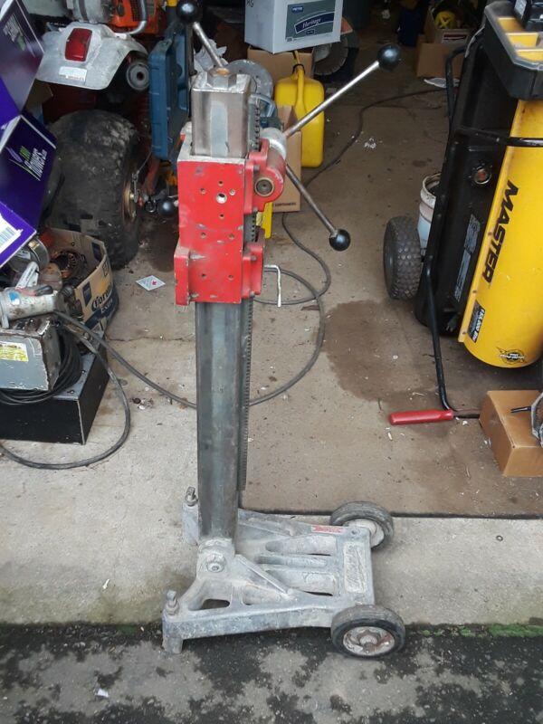 Milwaukee core drill Stand