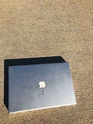 "Apple MacBook Pro 15"" A1226 EMC 2136  FOR PARTS AS IS MA895LL 2.2ghz"