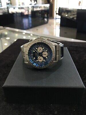 Breitling B2 Chronograph Automatic Watch A42362 CO-Pilot Bracelet Breitling Pilot Watch