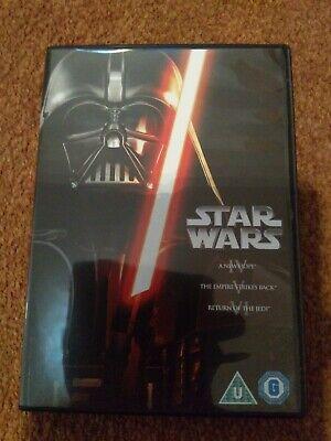 Star Wars: The Original Trilogy DVD Box Set NEW