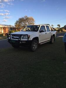 2009 Holden Colorado Ute Warwick Southern Downs Preview