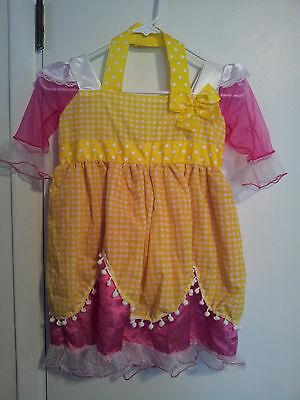 Girls-La-La-Loopsy-Size-Medium-Costume-and-Wig-Dress-Multi-Colors-Pretend-Play](La La Loopsy Costume)
