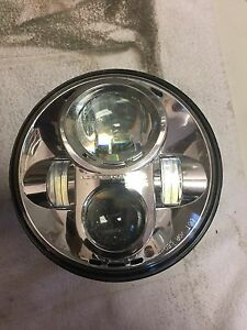 "Hd 7"" day maker head light"
