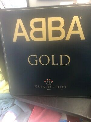 ABBA - Gold - 2 x 180 Gram Vinyl LP & Download New Unsealed POP