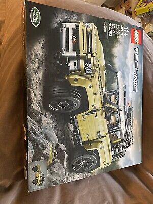 LEGO 42110 Technic Land Rover Defender