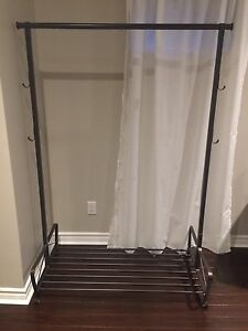 IKEA Portis clothing rack - EXCELLENT condition! Oakville / Halton Region Toronto (GTA) image 1