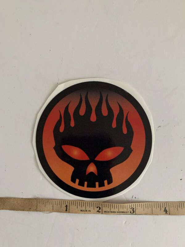 THE OFFSPRING Band Luggage Sticker PROMO Concert