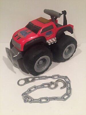 Original Max Tow Truck, Red