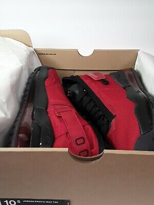 "Nike,Air Jordan Proto-Max 720 ""Gym Red"" Men's Size 10.5,Jumpman basketball shoes"