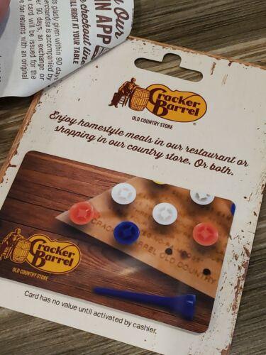 100.00 Cracker Barrel Gift Card  - $82.00