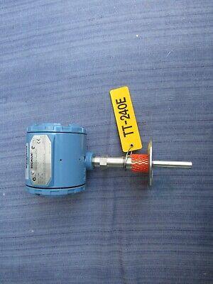 New Out Of Box Rosemount Hart Temperature Transmitter 3144p D1a1naxa