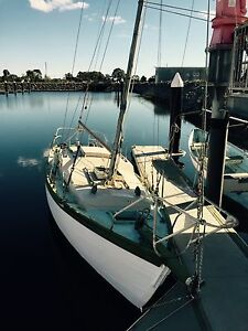 23 foot Yacht Largs North Port Adelaide Area Preview