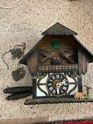 Regula Cuckoo Clock NO RESERVE Starting at $1