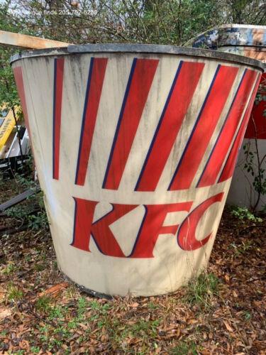 KFC Kentucky Fried Chicken Restaurant Diner Rotating  Sign