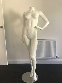 Female Shop Mannequin