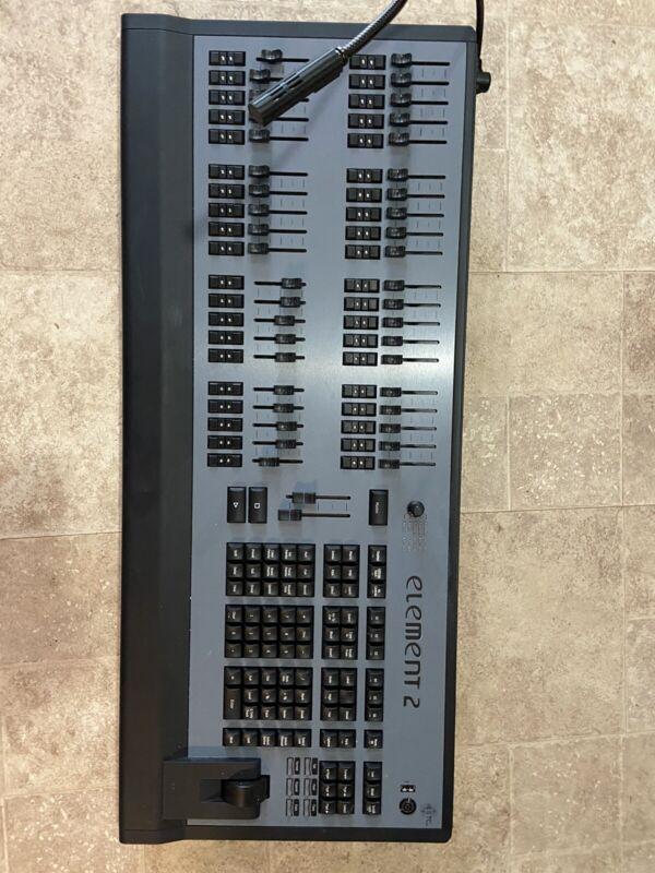 ETC ELEMENT 2 1024 Outputs