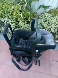 2014 BRITAX Steelcraft Baby capsule car seat – Coronavirus Free