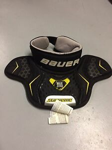 Goalie Neck Guard