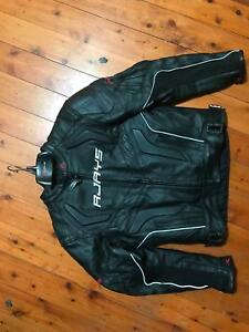 Motorcycle Leather Jacket Rjays Fuel Caringbah Sutherland Area Preview