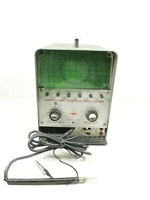 Sencore All-purpose High-sensitivity Oscilloscope Ps120 - As Is Parts Or Repair