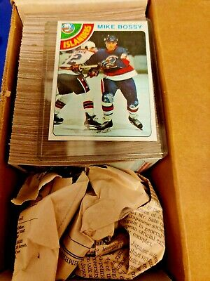 1978-1979 Topps Hockey Complete Set - 264 Cards, NM or better condition, never