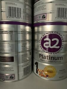 A2 Platinum Formula stage 1