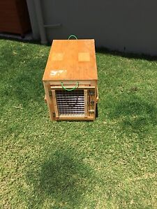 Wooden Travel Crate Maudsland Gold Coast West Preview