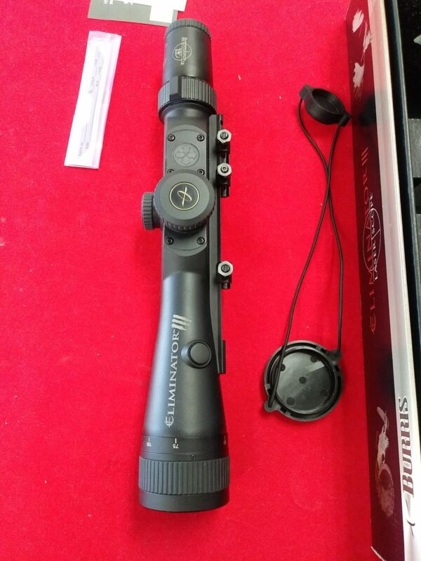 Burris Eliminator Ballistic Laserscope 4-16X50mm