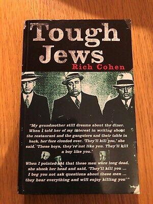 TOUGH JEWS by RICH COHEN - JONATHAN CAPE - P/B - UK POST £3.25*PROOF*