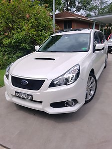 Subaru Liberty Wagon GT Premium MY14 Narrabeen Manly Area Preview