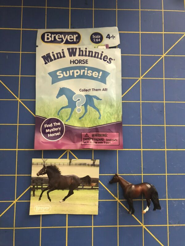 2020 Breyer Mini Whinnies Surprise Horse | Series 4 | Juno