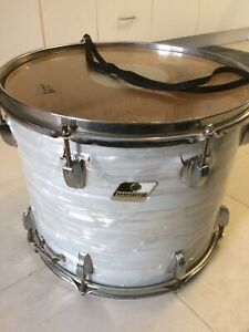 Vintage Ludwig Marching Snare Maple 15x12