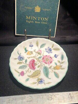 Minton Bone China Haddon Hall Butter Plate Minton Bone China