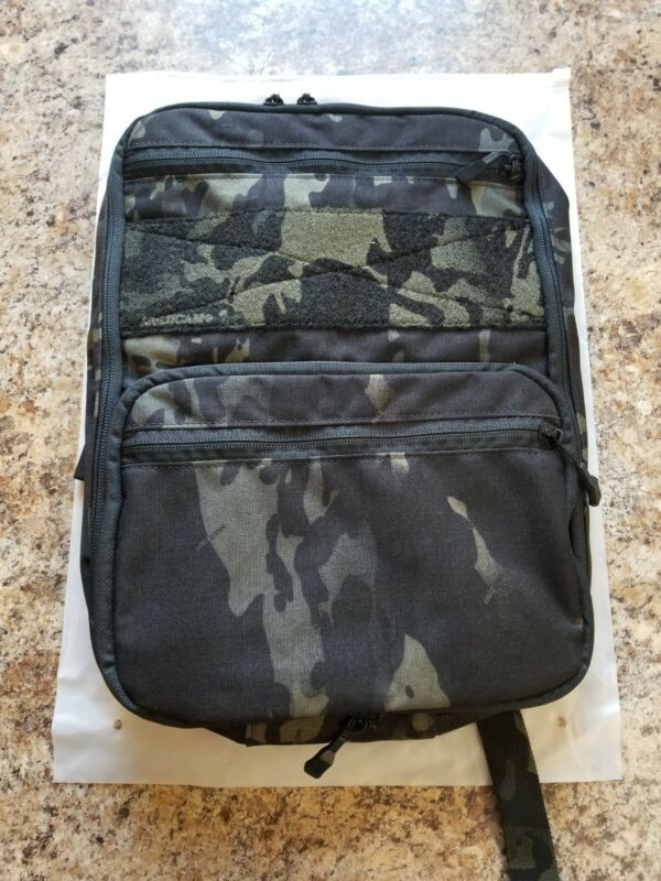 New Haley Strategic Flatpack Plus in Multicam Black. MCB. Comes with all straps.