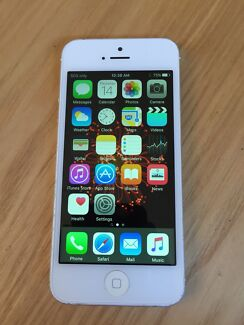 iPhone 5-16GB (2 available)