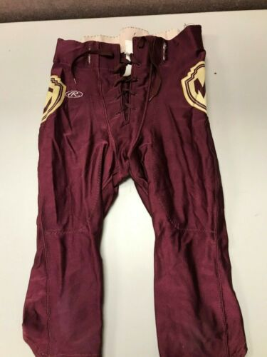 Lot Of 70 Maroon And Gold Football Pants- Dc153
