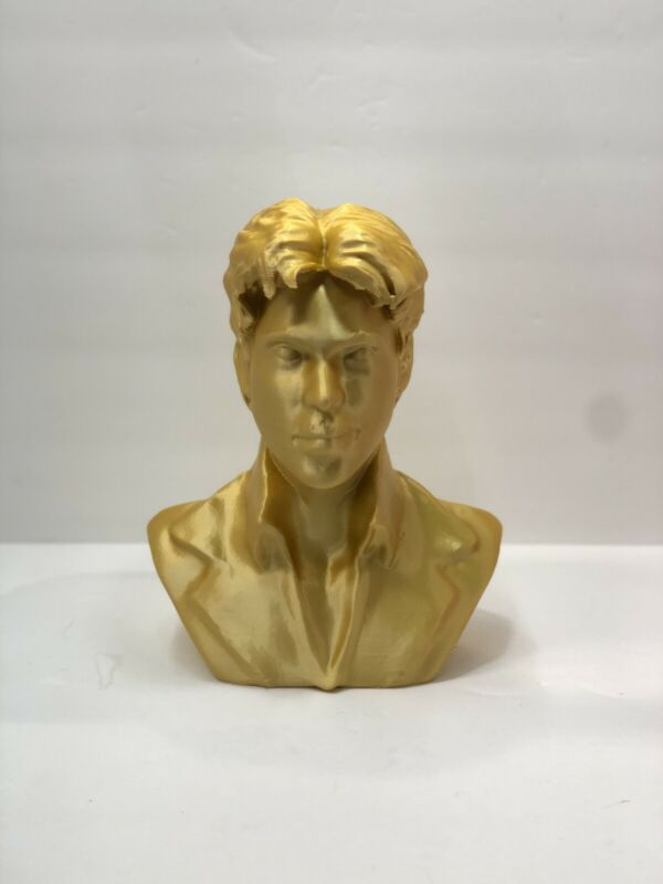 Prince Rogers Nelson Bust Sculpture