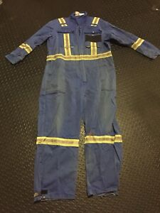 Size 44, 9oz FR Coveralls