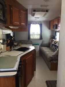 Terry Resort 5th wheel and quad trailer (Trades Also)