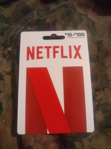 Netflix Brand New Collectible Gift Card NO VALUE 0518 5155 - $2.88