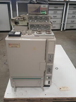 Shimadzu Gc-14 Gas Chromatograph With Chromperfect Spirit Amp Other Equipment