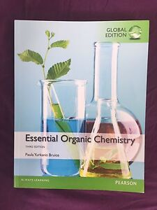 Essential Organic Chemistry-Third Edition-Paula Yurkanis Bruice Toowong Brisbane North West Preview