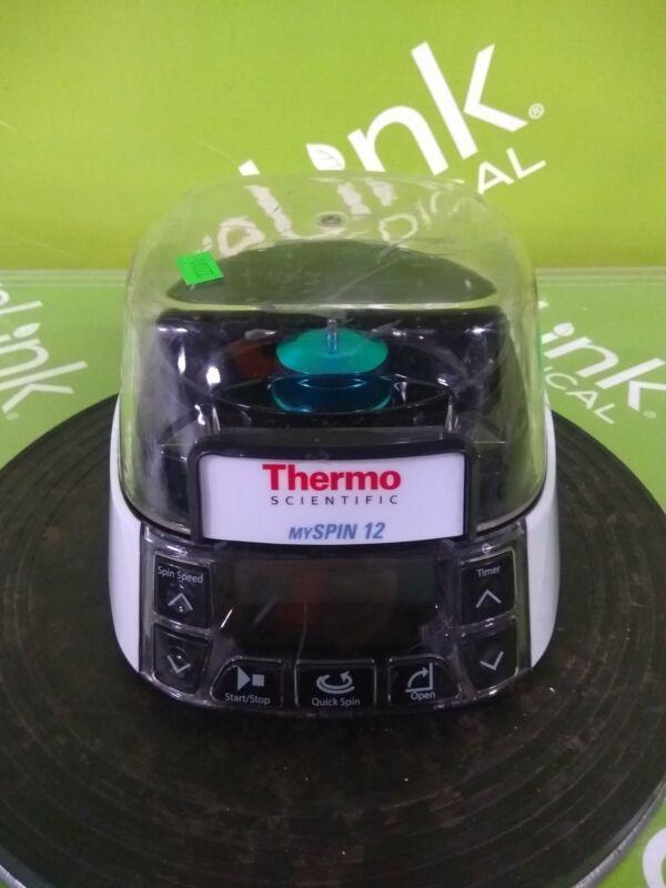 Thermo Scientific mySPIN 12 Gusto Centrifuge