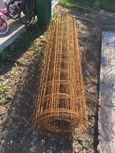 Wire mash for concrete