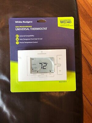 EMERSON WHITE-RODGERS 46-6769 1F87-325 DIGITAL THERMOSTAT