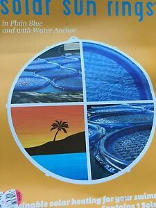 Pool Solar Sun Rings- Anneaux solaire de piscine