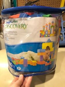 Baby/toddler foam blocks