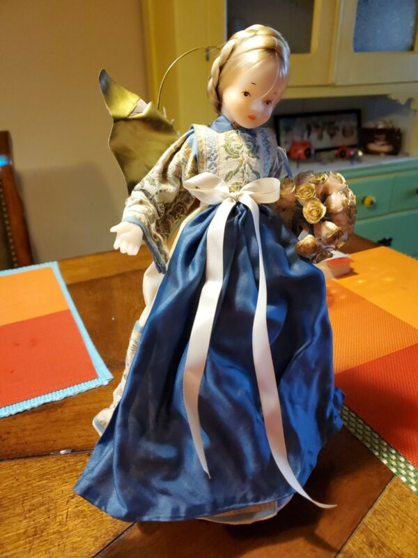 Vintage Tree Topper By Lore Lauer Of West Germany
