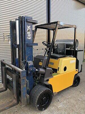 Clark Forklift Hilo